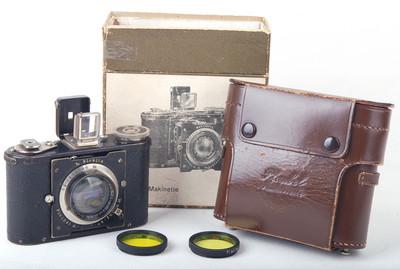 马奇纳 派宝 伸缩3X4相机 带supracomar 45/2#jp19386