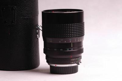 图丽大眼睛RMC超级镀膜28-85F4大口径恒定光圈全金属专业变焦镜头