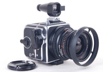 哈苏SWC/M+ C38/4.5T*日本星版 带A12背 取景器#jp19597