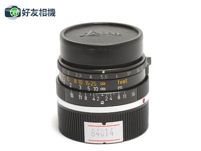徕卡/Leica Summicron 35mm F/2 M镜头 第三代 六枚玉 *超美品*