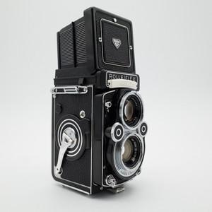 禄来 经典 Rolleiflex 3.5F 超美品