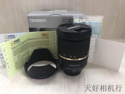 《天津天好》相机行 99新行货全套 腾龙24-70/2.8 尼康口 镜头