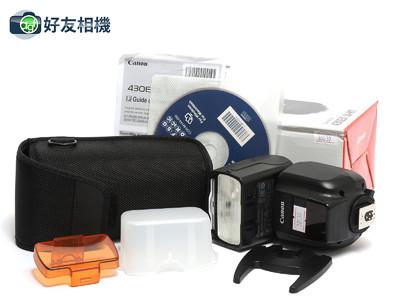 佳能/Canon 430EX III-RT闪光灯 *美品连盒*