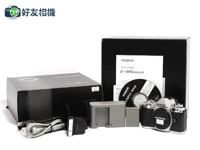 Olympus OM-D E-M5 Mark II 16.1MP 数码相机 *如新连盒*