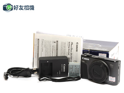 佳能/Canon Powershot SX730 HS 20.3MP 数码相机 *如新连盒*