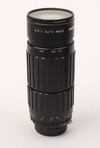 爱展能 zoom 35-70/2.5-3.3镜头用的外对焦简 #X00746