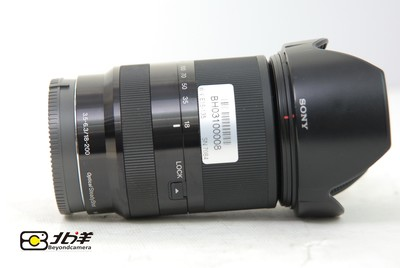 96新索尼 E 18-200/3.5-6.3 OSS(BH03100008)