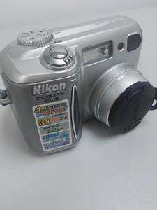 Nikon/尼康E4300数码相机包邮相机收藏变焦400万像素品相极佳