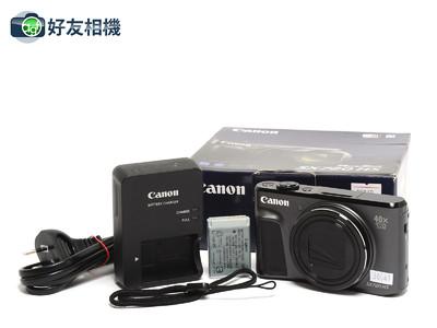 佳能/Canon Powershot SX720 HS 20.3MP 数码相机 *如新连盒*