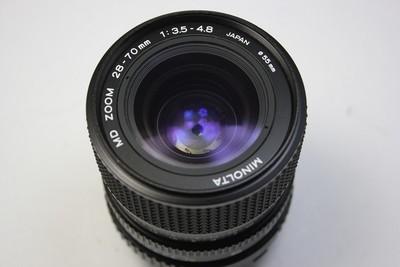 美能达MD28-70F3.5-5.6带微距
