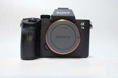 索尼 ILCE-7M3 A73微单数码相机