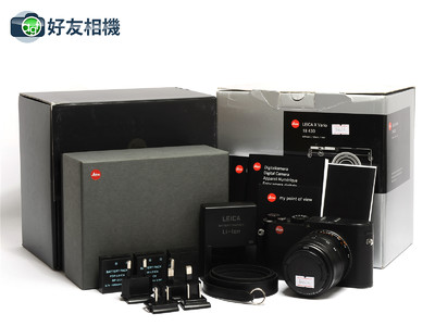 徕卡 X Vario (Typ 107) 数码相机 黑色