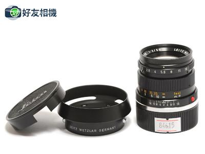 徕卡/Leica Summicron M 50mm F/2 镜头 第三代 德产 *美品*