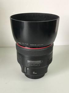 佳能二代大光圈人像镜头 EF 85mm f/1.2 L II USM(大眼睛)
