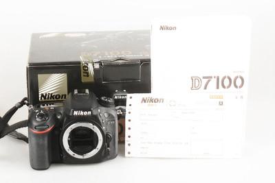 98新 尼康 D7100 单机身