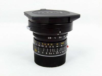 华瑞摄影器材-徕卡Leica Elmarit-M 24/ 2.8 Asph