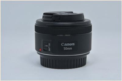 佳能 EF 50mm f/1.8 STM 三代小痰盂