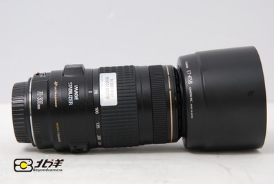 99新佳能 EF 70-300/4-5.6 IS 带原装光罩(BH03190005)