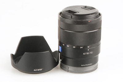 95新 索尼 Vario-Tessar T* E 16-70mm f/4 ZA OSS(SEL1670Z)