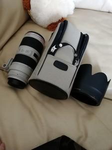 佳能 EF 70-200mm f/2.8L IS II USM 小白