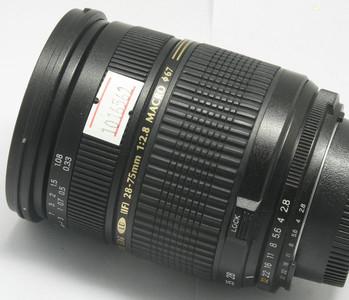 95新 腾龙 SP AF28-75/2.8 尼康口(6562)