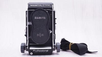 95新玛米亚C330双反相机+55/4.5广角镜头