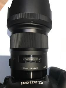 适马 50mm f/1.4 DG HSM(Art)