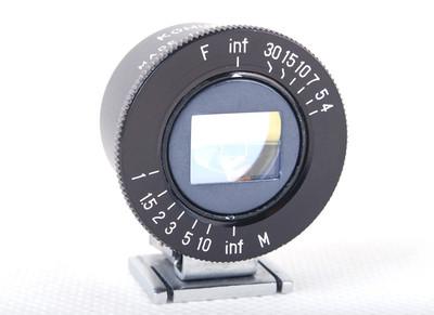 日本古村135mm取景器带视差调节徕卡旁轴相机用#jp19157