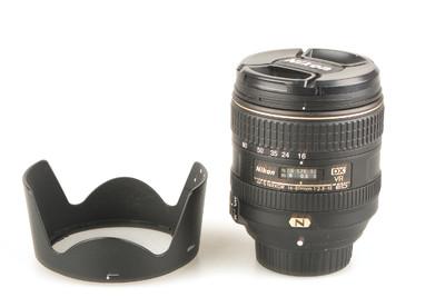 98新 尼康 AF-S DX尼克尔 16-80mm f/2.8-4E ED VR