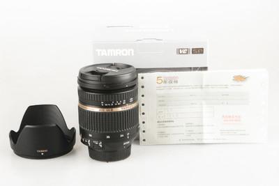 99新 腾龙 SP AF 17-50mm f/2.8 XR Di II VC(B005)尼康NII卡口