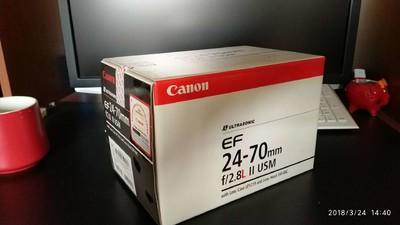 全新Canon EF 24-70mm f/2.8L II USM