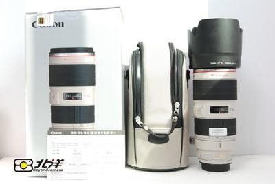 98新佳能EF70-200/2.8L IS II 行货带包装(BH03220006)【已成交】
