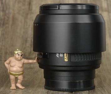 美能达 GDL 85mm 1.4 GD Limited 全球限量700个!!! 极新品