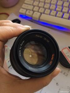 禄莱50mm f1.8 宾得PK口 定焦人像镜头