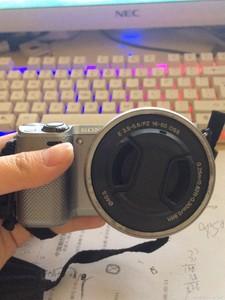 索尼 NEX-5R套机 16-50镜头 奶昔5R