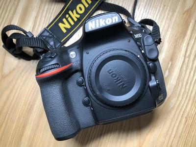 尼康 D810 9.5新
