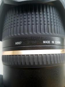 腾龙 SP 24-70mm f/2.8 Di VC USD(Model A007)