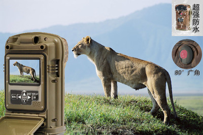 Ltl3310a红外感应照相机