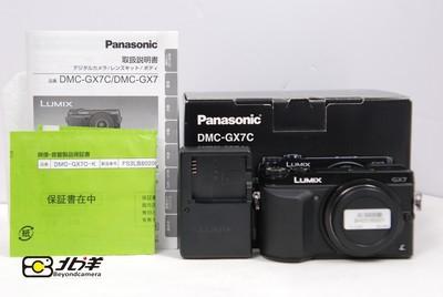 96新松下 GX7日本行货(BH03160001)【已成交】