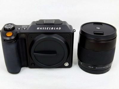 华瑞摄影器材-哈苏 X1D-50c黑色限量版套机