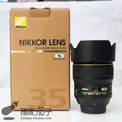 98新尼康 AF-S Nikkor 35mm f/1.4G#0597[支持高价回收置换]