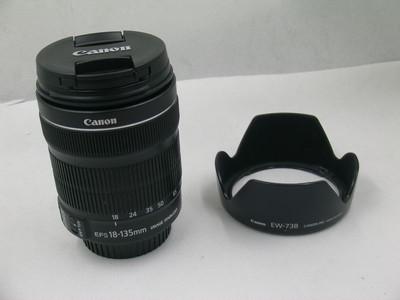 出售 96新 佳能 EF-S 18-135mm f/3.5-5.6 IS STM 请看图片