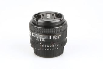 95新 尼康 AF 50mm f/1.4D