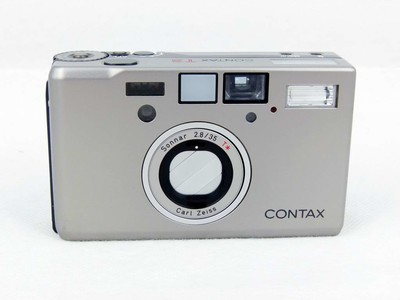 华瑞摄影器材-康泰时Contax T3
