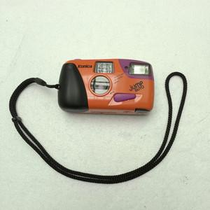 Konica/柯尼卡 Jump Auto 135mm胶片机34定焦橘防水胶卷相机自动