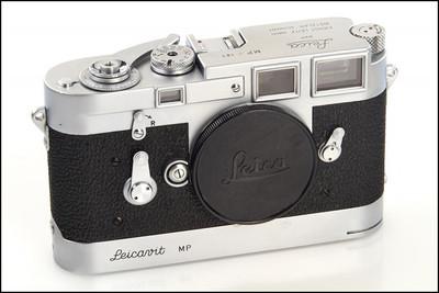 极罕见 徕卡 Leica MP-161 带配套MP Leicavit 银色套机