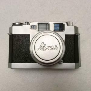 Aires/爱丽丝 35-IIIA 135胶片机 手动对焦 金属机械胶卷旁轴相机