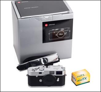 徕卡 Leica M-A 全机械 胶片机 带包装(1年徕卡保修)