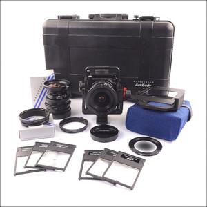 哈苏 Hasselblad Arcbody + 45 + 75 镜头 大套 带箱子
