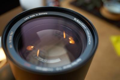 主题:Rollei 禄莱 Schneider Apo-Tele-Xenar 300mm F4 PQ镜头